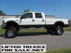 1999 Ford F-350 Super Duty Lariat Diesel Lifted Truck