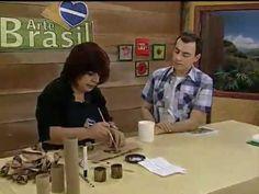 ARTE BRASIL - JUNKO MIAZATO E ADRIANA OLIVEIRAS (22/11/2011)