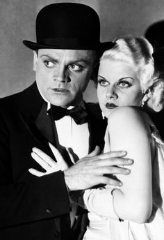 James Cagney & Jean Harlow