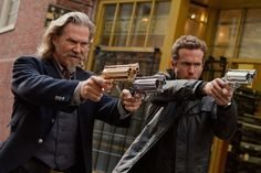 Jeff Bridges y Ryan Reynolds