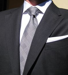 Sam Hober Tie: Plaid Silk Tie http://www.samhober.com/plaid-silk-ties/