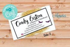 Younique Hello Beautiful with Lashes Business Card image 2 Rodan And Fields Business, I Sent You, Love Your Skin, Chalkboard Signs, Hello Beautiful, Marketing Materials, Cosmetology, Teacher Appreciation, Younique