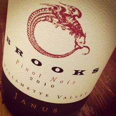 Best Case Scenario: Brooks Winery Janus Willamette Valley Pinot Noir 2010