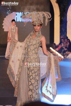 Sonia Azhar - PFDC L'Oréal Paris Bridal Week 2013 - Entertainment News by EbuzzToday - Entertainment News by EbuzzToday