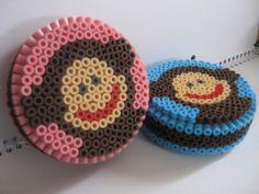Hama beads I've made by lwordish2010, via Flickr