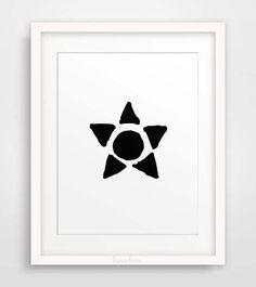 Digital download minimalist artwork printable abstract art decor black and white modern minimalist art print diy prints do it yourself solutioingenieria Gallery