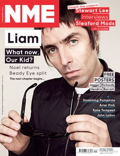 Liam Gallagher, 1 November 2014