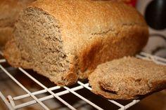 Healthy Honey Wheat Bread Recipe