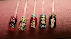 ~Nail Art~    Disney Princess