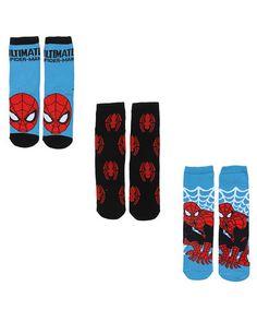 Fede Name it Spiderman sokker i 3-pak Name it Strømper og strømpebukser til Børnetøj til hverdag og til fest