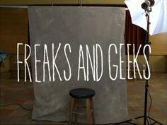 freaks and geeks logo