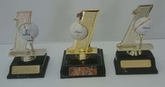 #TubeTrophies and #ResinSports Sculpture Awards for All Sports! We stock the largest selection of Tube trophies and awards. More detail pls visit: http://www.framedartrodjo.com/tubetrophies.html