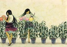 아기용의 잡동사니 블로그   Fuco Ueda의 작품들 (두번째)