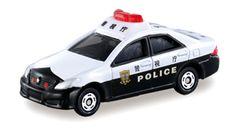 No.110 トヨタ クラウン パトロールカー