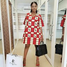 For The Love Of African Print Dresses: Get Inspired With These Super Cool Styles – FashionGHANA.com: 100% African Fashion