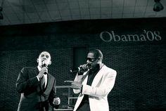 Barack Obama & Jay-Z