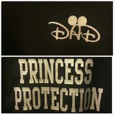Hey, I found this really awesome Etsy listing at https://www.etsy.com/listing/218866538/disney-inspired-mom-dad-princess