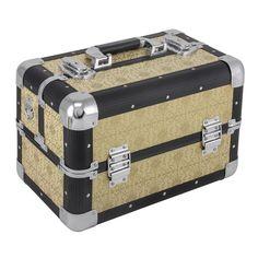 Beauty Case Kosmetikkoffer Schmuckkoffer 20 Liter - Aluminium beige Renaissance Renaissance Beige
