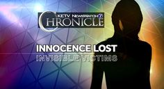 Watch the TV documentary on Human Trafficking in Omaha, Nebraska. It is rampant in Omaha and educating the public imperative to help the victims and survivors!  Rejuvenating Women and CFSI Nebraska for Missing Children is highlighted in the special. The FBI says it's a flourishing business in the Heartland -- a hidden industry.