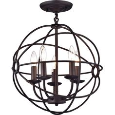 Amaya 5-Light Candle-Style Chandelier & Reviews | Joss & Main