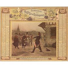 calendrier 1904
