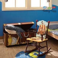 Fantasy Fields Pirates Island Rocking Chair
