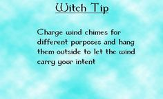 Love it--I already do this but didn't realize that others did it too! #witchytips