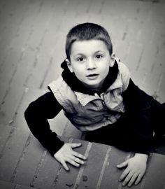 Portrét dítě