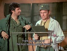 MASH my family watched this every night after the news. My mom and dad always laughed so hard.
