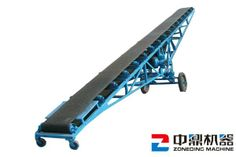 Standard Belt Conveyor from China/Conveyor Belt (400,500,650,800,1000,1200) - China Conveyor Belt;belt conveyor;transmission, Zoneding