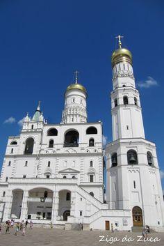 O Kremlin e os Jardins de Alexandrov ou Alexandre   ZigadaZuca