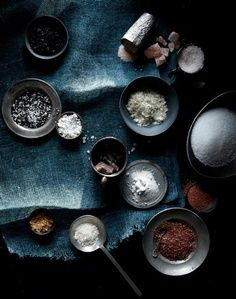 Fragrance.  spices