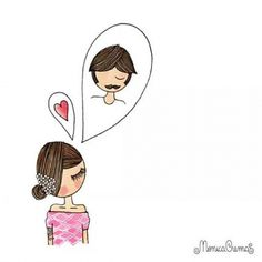 ♥ #monicacrema #ilustração