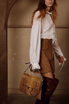 20 Looks by Fashion Designer Chloe Glamsugar.com Chloe  Pre-Fall 2015
