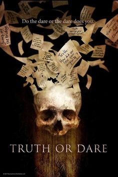 Watch->> Truth or Dare 2017 Full - Movie Online