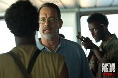 Captain Phillips movie starring Tom Hanks #films #movies #hollywood #CaptainPhillips #celebrities