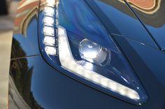 2014 Corvette Stingray headlight #corvette #stingray 2014 Corvette Stingray, Vehicles, Car, Automobile, Cars, Vehicle, Tools
