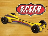 Speed Secrets of the Pinewood Derby. There are many ways to make your pinewood derby car go faster. Here are some of them.