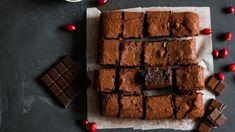 Napravite Brownies I Zasladite Nepce Savršenom Čokoladnom . Carole Crema, Sweet Potato Brownies, Snack Recipes, Snacks, Chocolate Brownies, Tahini, Nutritious Meals, Tiramisu, Oreo