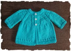 Top Down With Sleeves Free Knitting Pattern