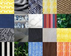 mix and match patterns and textures
