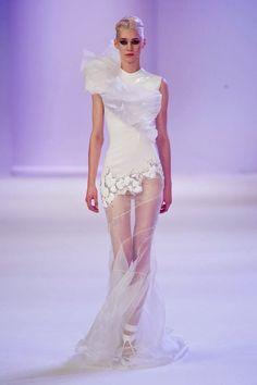 Tata Jazz Blog: Stéphane Rolland Spring 2014 Paris Haute Couture