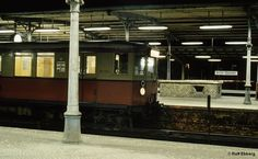 Bahn Berlin, S Bahn, Germany, 1984, Pictures, City Limits, Round Round, History, Night