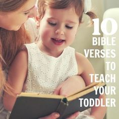 Every time our two year old goes to her Tiny Tots Sunday school class, the teacher passes around the Bible and asks the kids if they want to put their hands on it. If they forget one Sunday, you can bet Lydia will wave her arms wildly in the air and remind them that she …