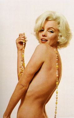 Marilyn photographed by Photographer Bert Stern for Vogue magazine in late June 1962, six weeks before her death. These sessions produced extraordinarily beautiful and unique images of Marilyn.