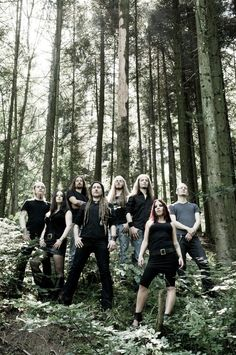 Eluveitie- always a pleasure to listen to!