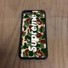 New Cheap Supreme Camo Flag For iPhone 6, 6s, 6 Plus, 6s Plus Print On Hard Case #UnbrandedGeneric  #cheap #new #hot #rare #iphone #case #cover #iphonecover #bestdesign #iphone7plus #iphone7 #iphone6 #iphone6s #iphone6splus #iphone5 #iphone4 #luxury #eleg