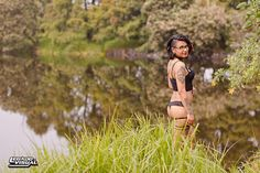 At the lake3 por Legado Visual  #alternative #altmodel #boudoir #dark #exterior #lake #latina #lentes #morena #nature #raven #retrato #smile #suicidegirls #tattoo #transparent #blacklingerie #atthelake #legadovisual #lingerie #brujacuervo #boudoiratnature