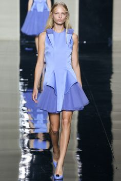 Christopher Kane Spring 2015 Ready-to-Wear Fashion Show - Willy Morsch