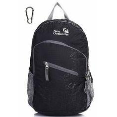 9855ec1697 Outlander 20L 33L Lightweight Travel Hiking Backpack Best Travel  Accessories